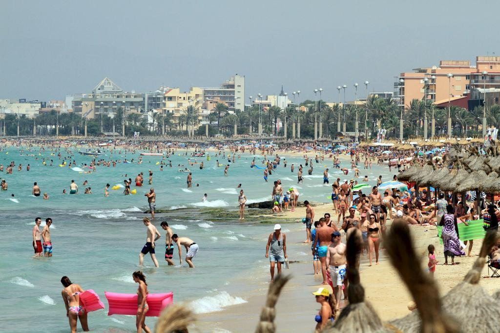 Mallorca: Heatwave coming with highs up to 39C
