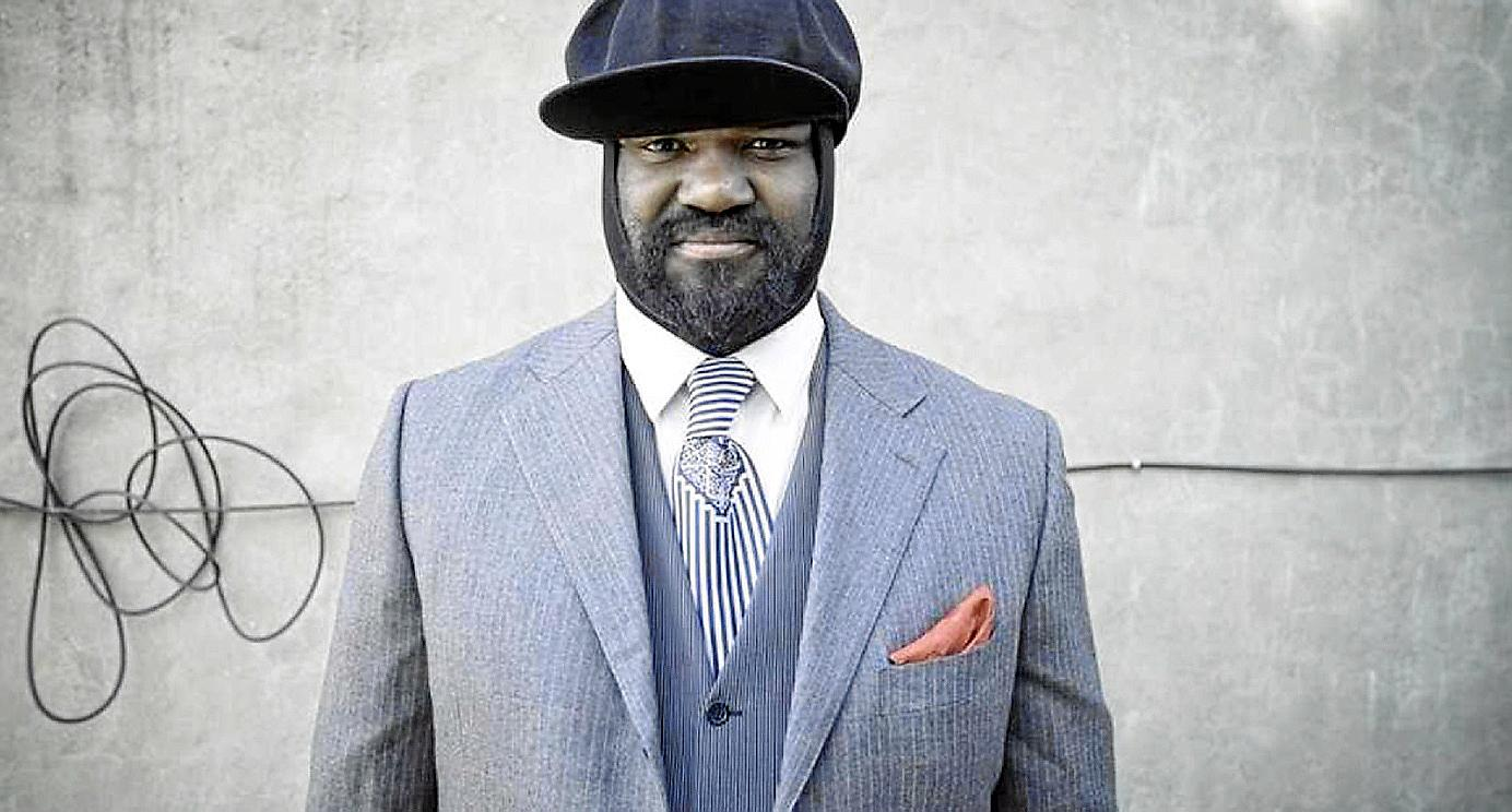 "Gregory Porter in Mallorca: ""Give me a blues song, tell the"