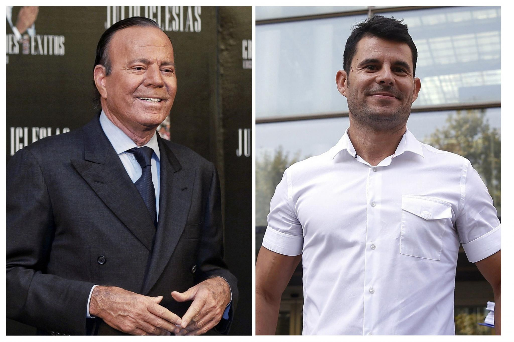 Julio Iglesias loses paternity trial