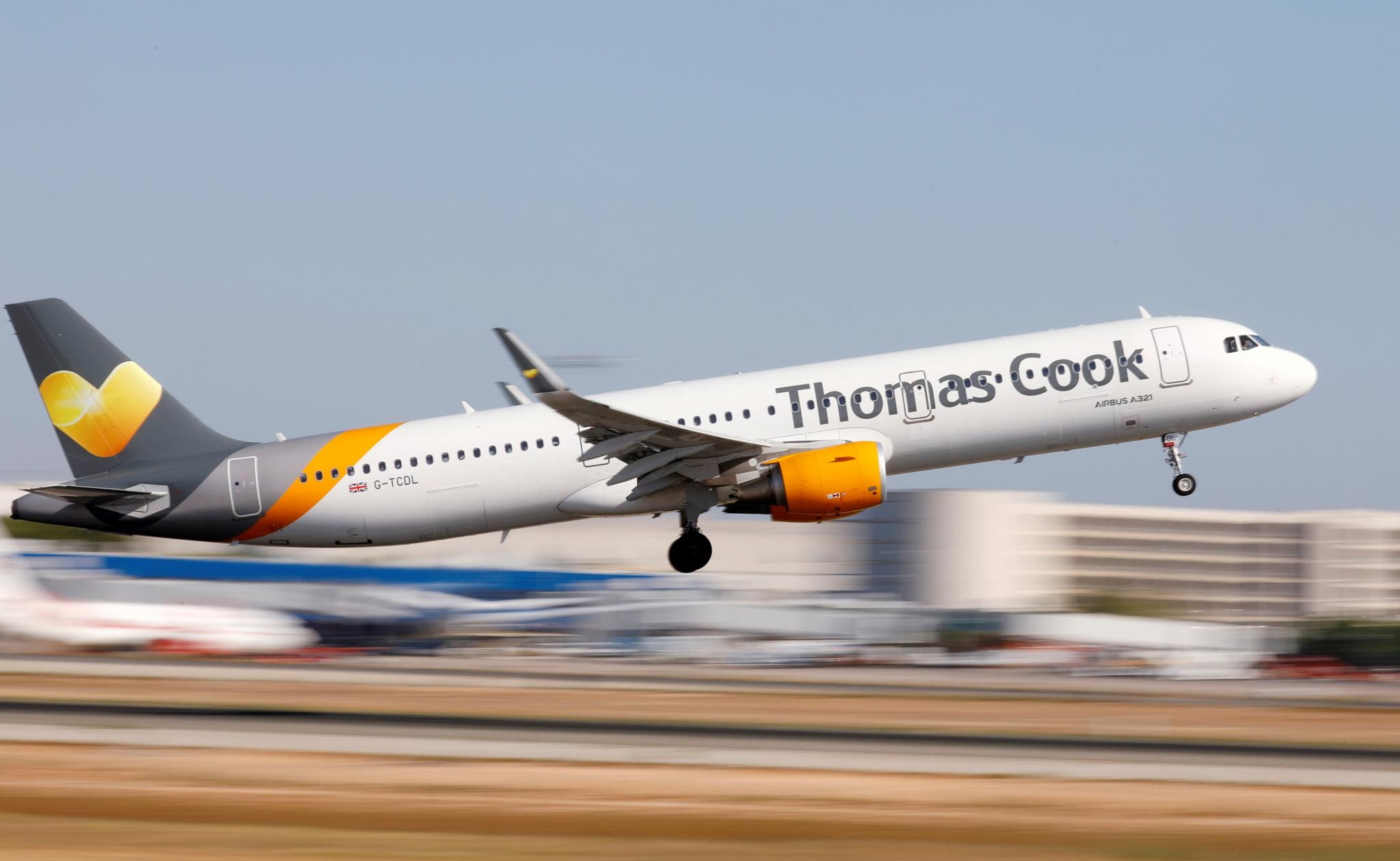 Thomas Cook has approached United Kingdom government for bailout funds - FT