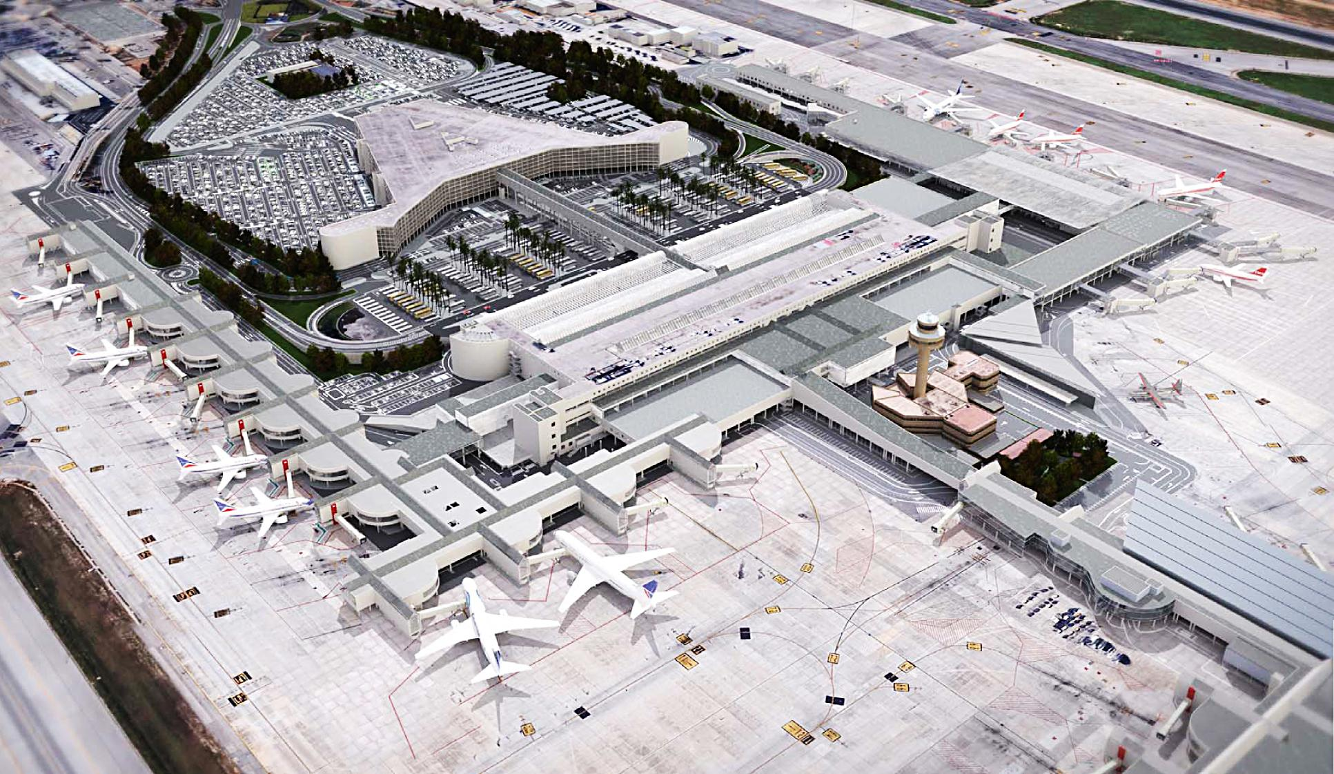 British Firm Lands Palma Airport Project