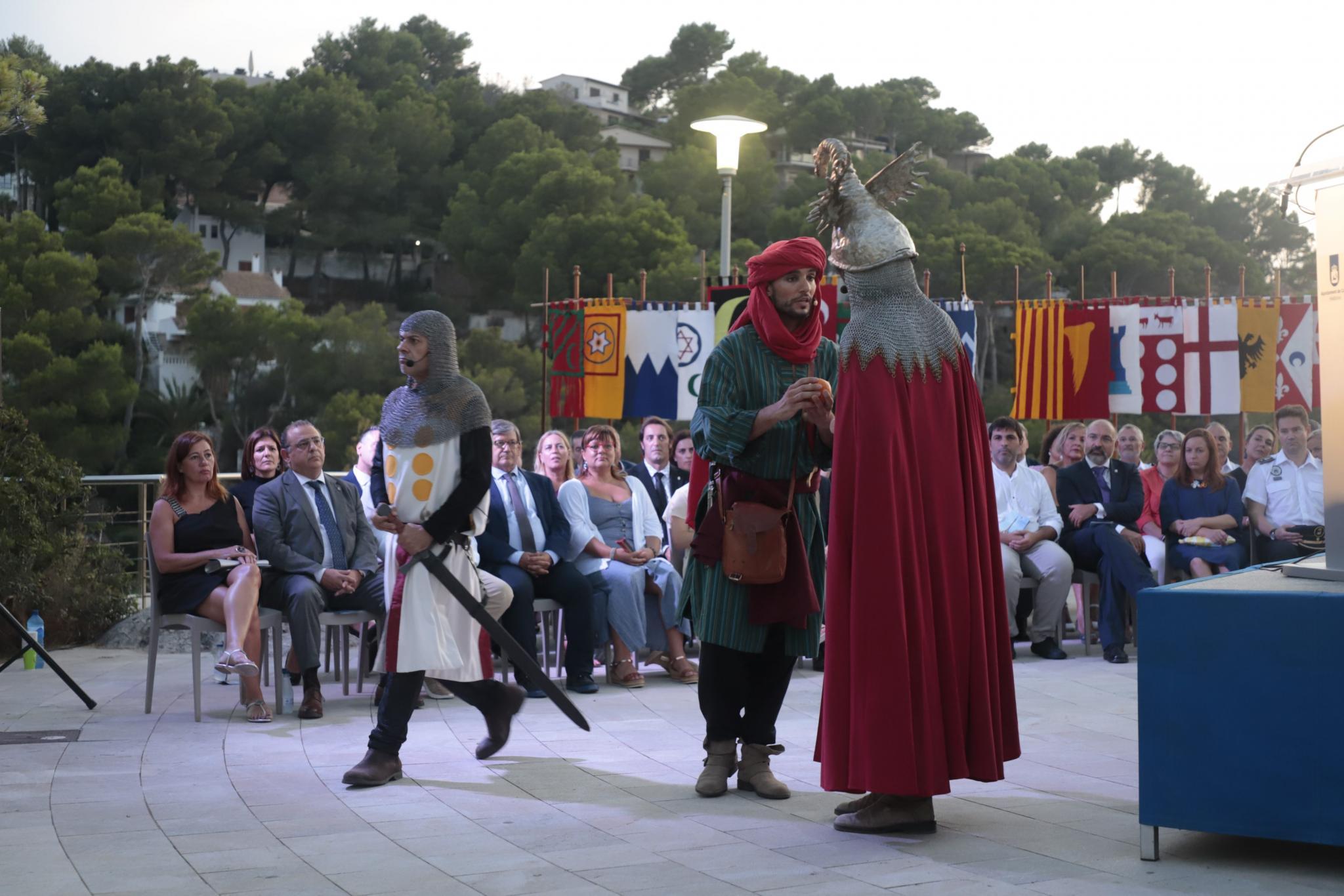 Rei en Jaume festival in Santa Ponça