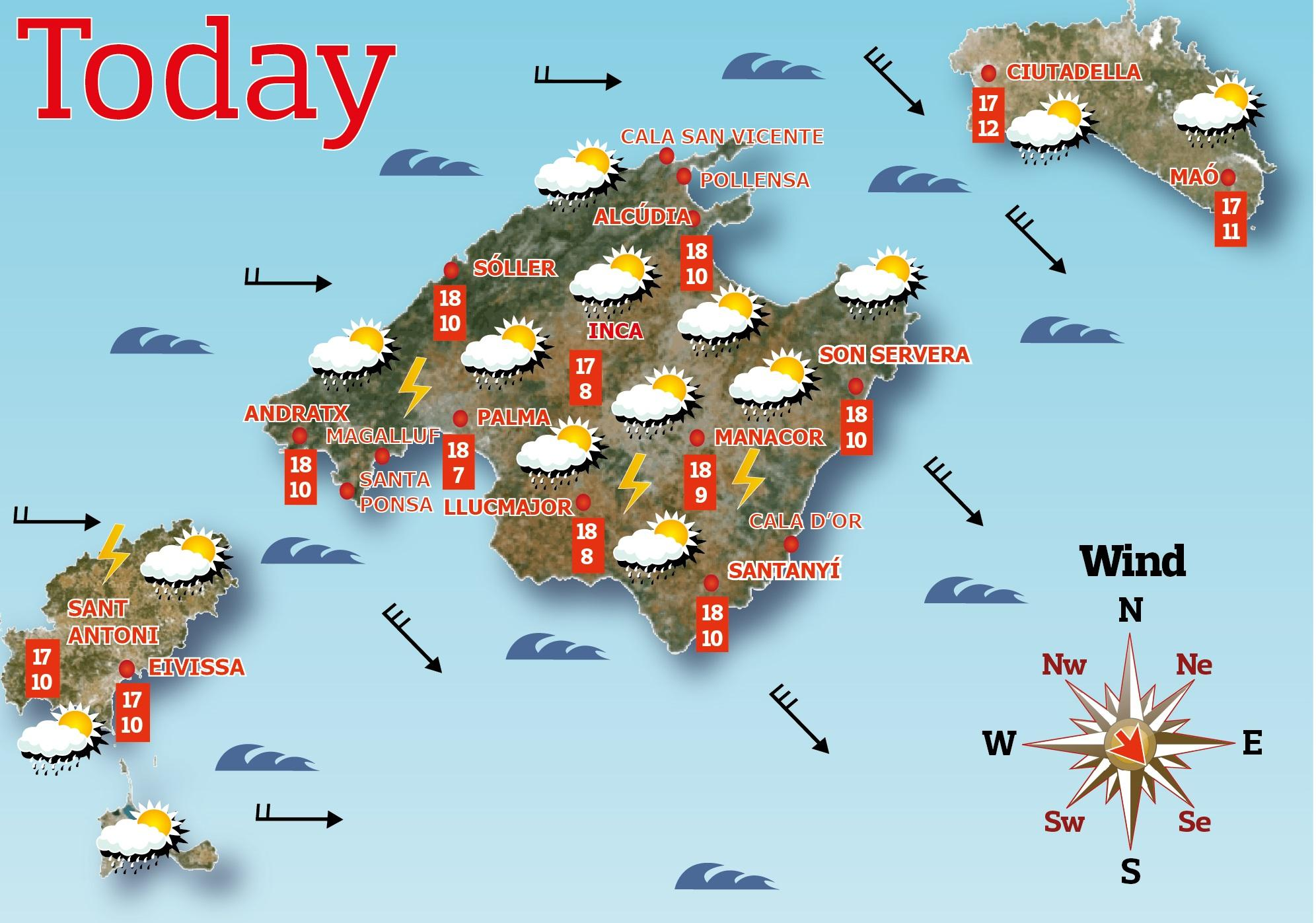 Weather Map
