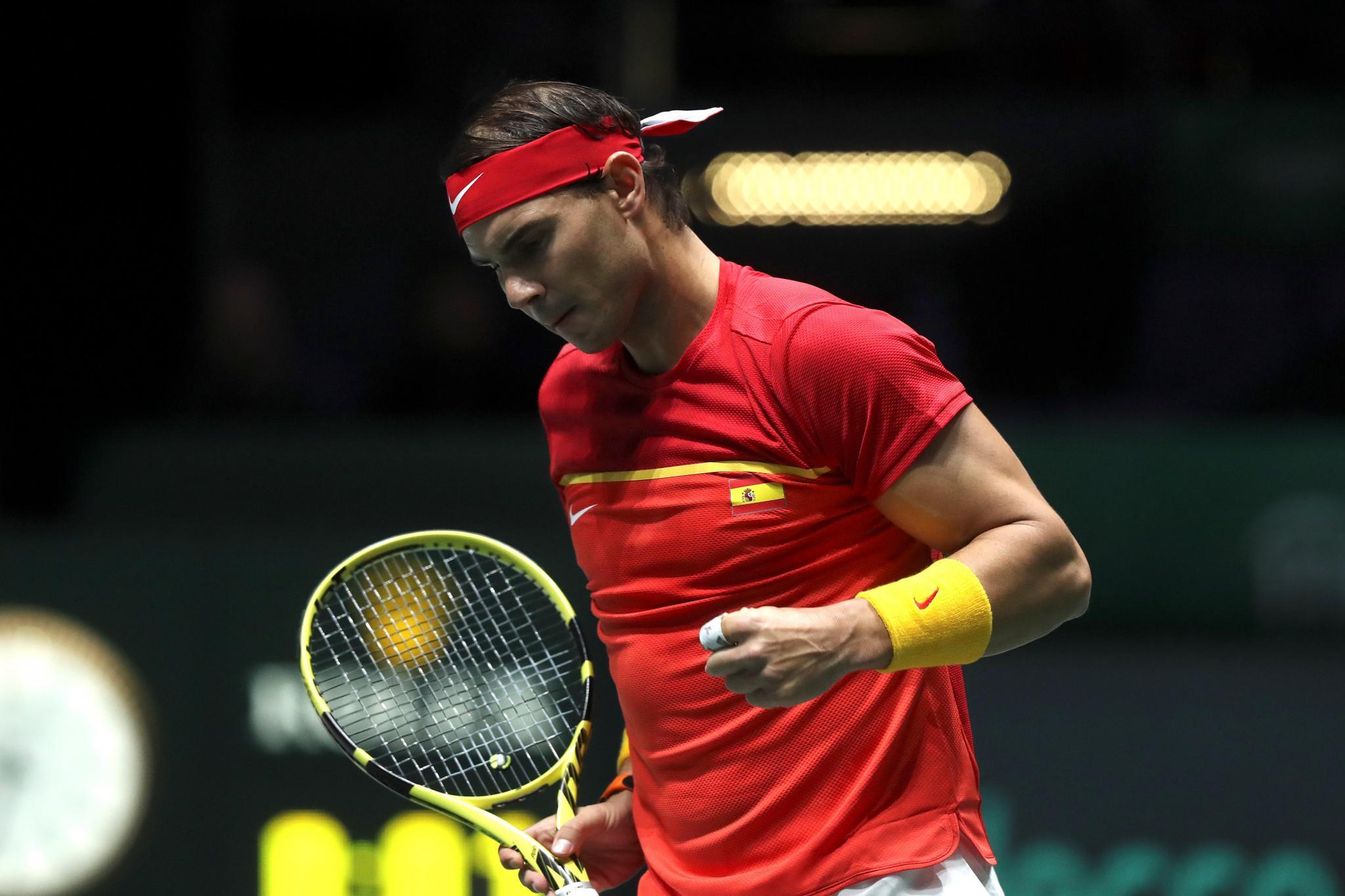 Rafa Nadal (ESP) vs Karen Jachánov (RUS)
