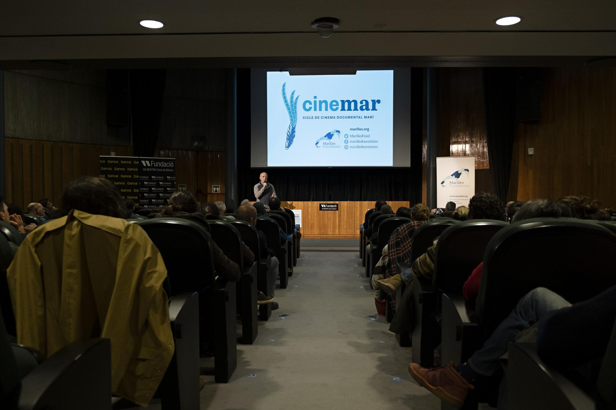 Cinemar is a way to inspire and create debate