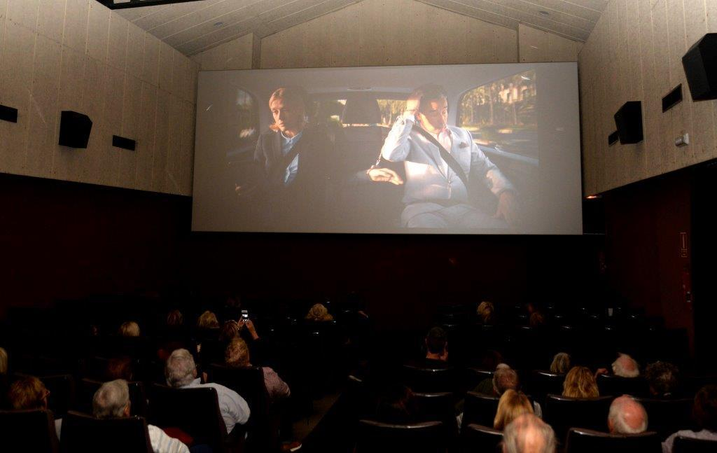 The Mallorca Files screened at CineCiutat, Palma