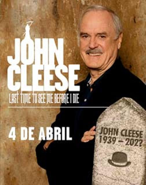 John Cleese will perform at Palma Auditorium