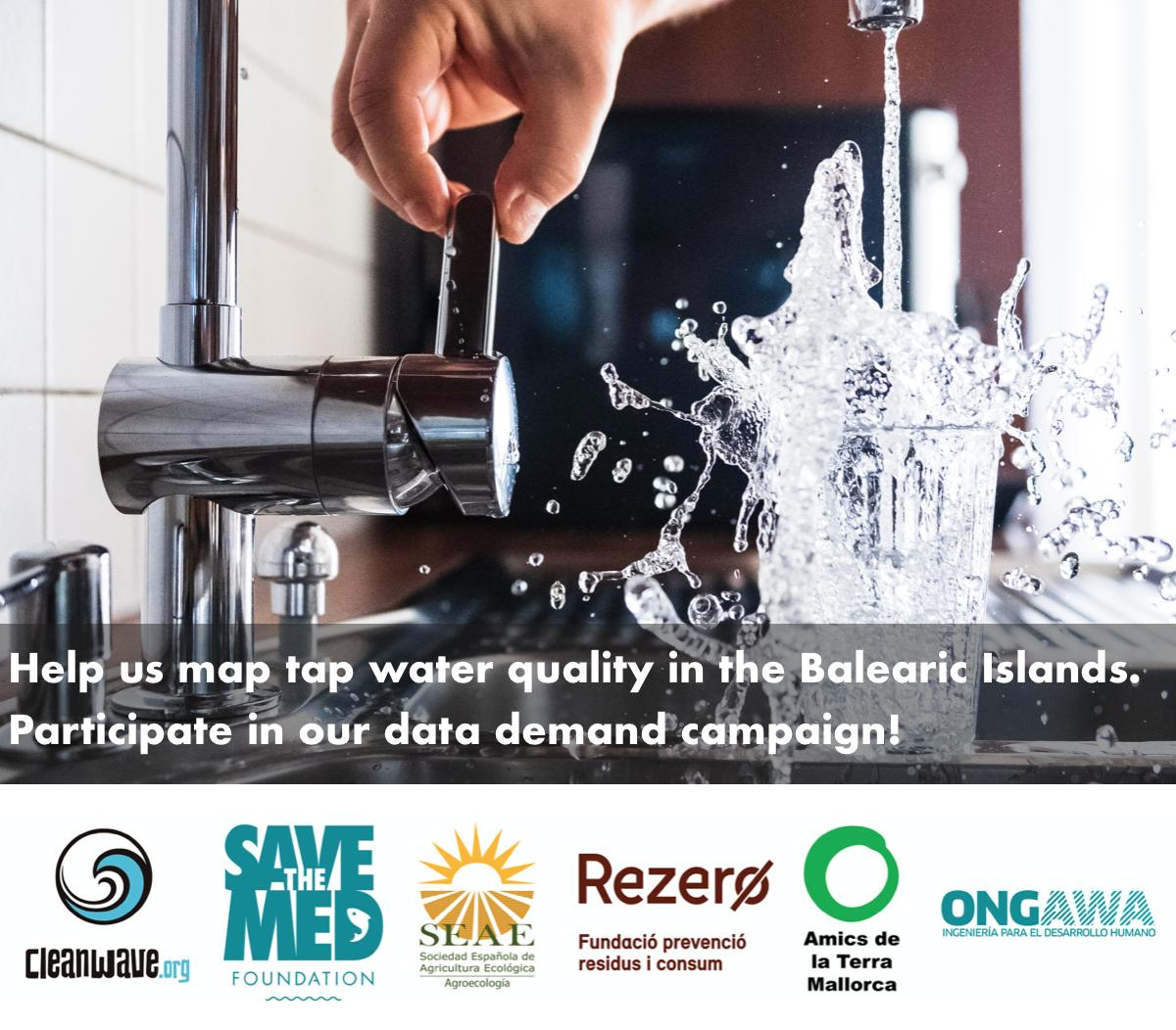 Water quality campaign