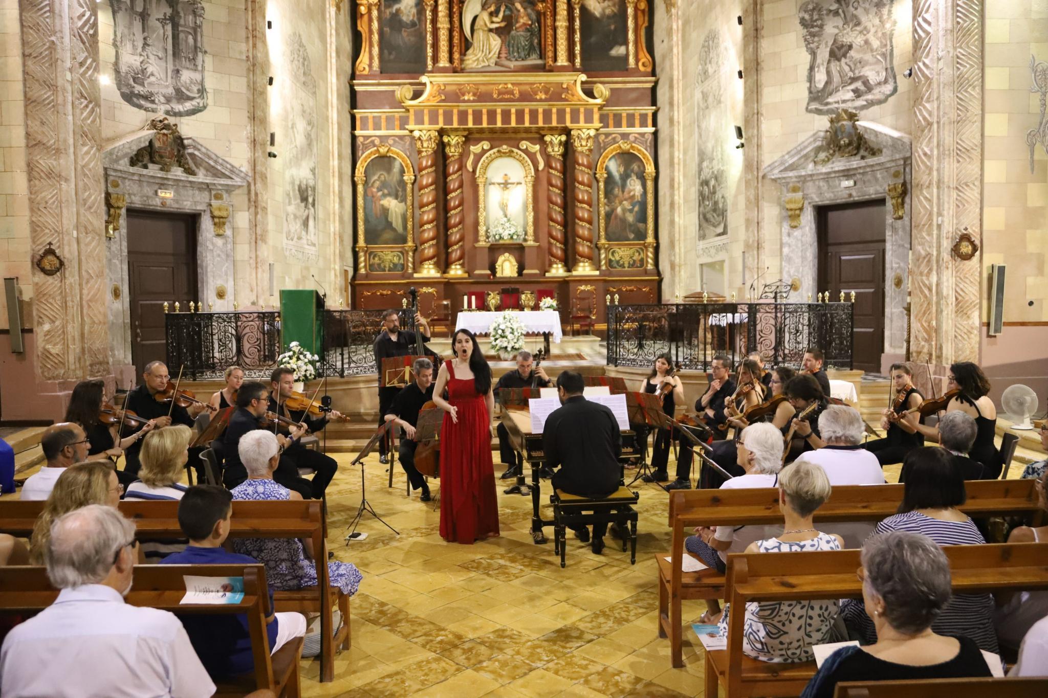 Ars Musicae perform in Marratxi this evening