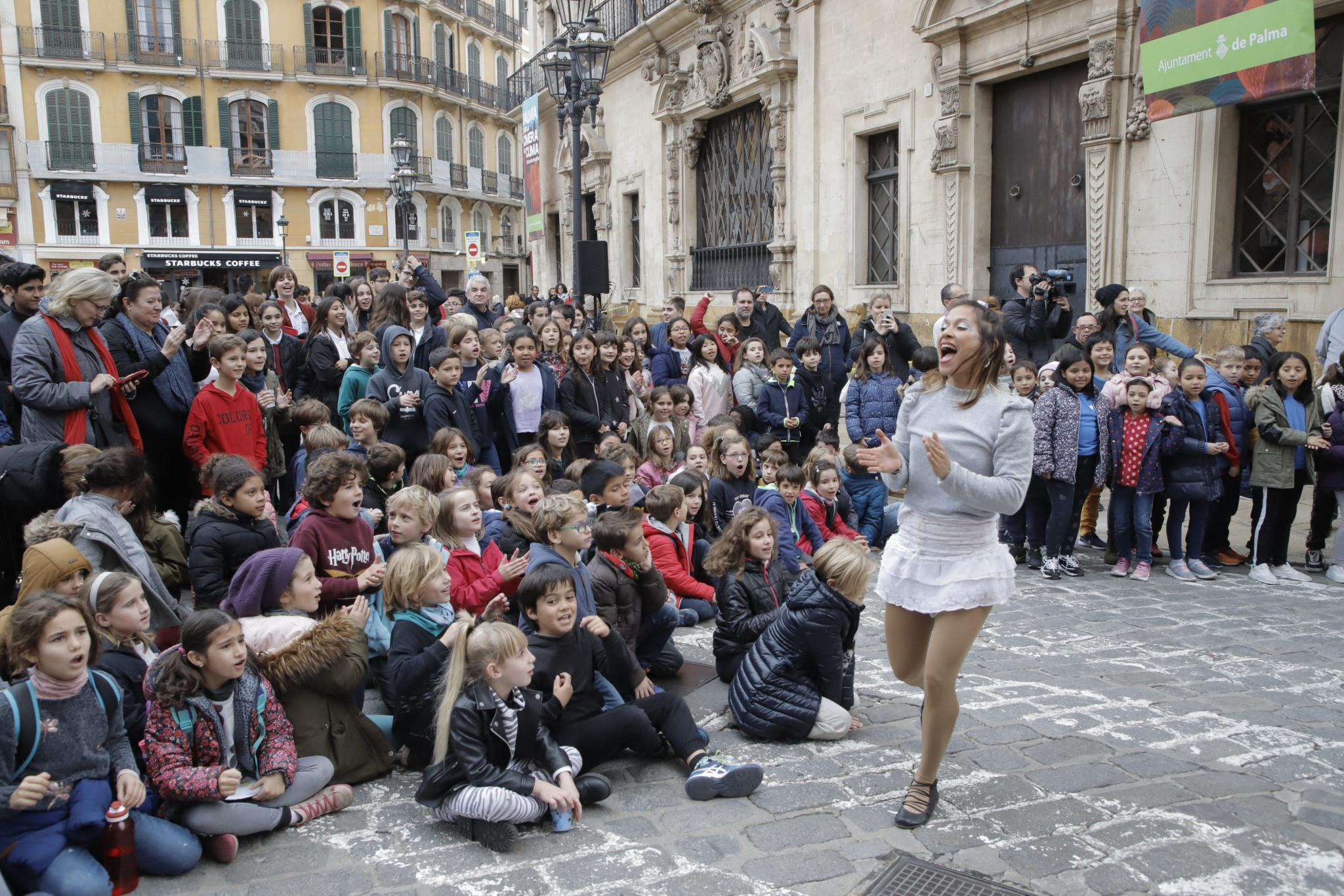 Climate change awareness for the children of Majorca