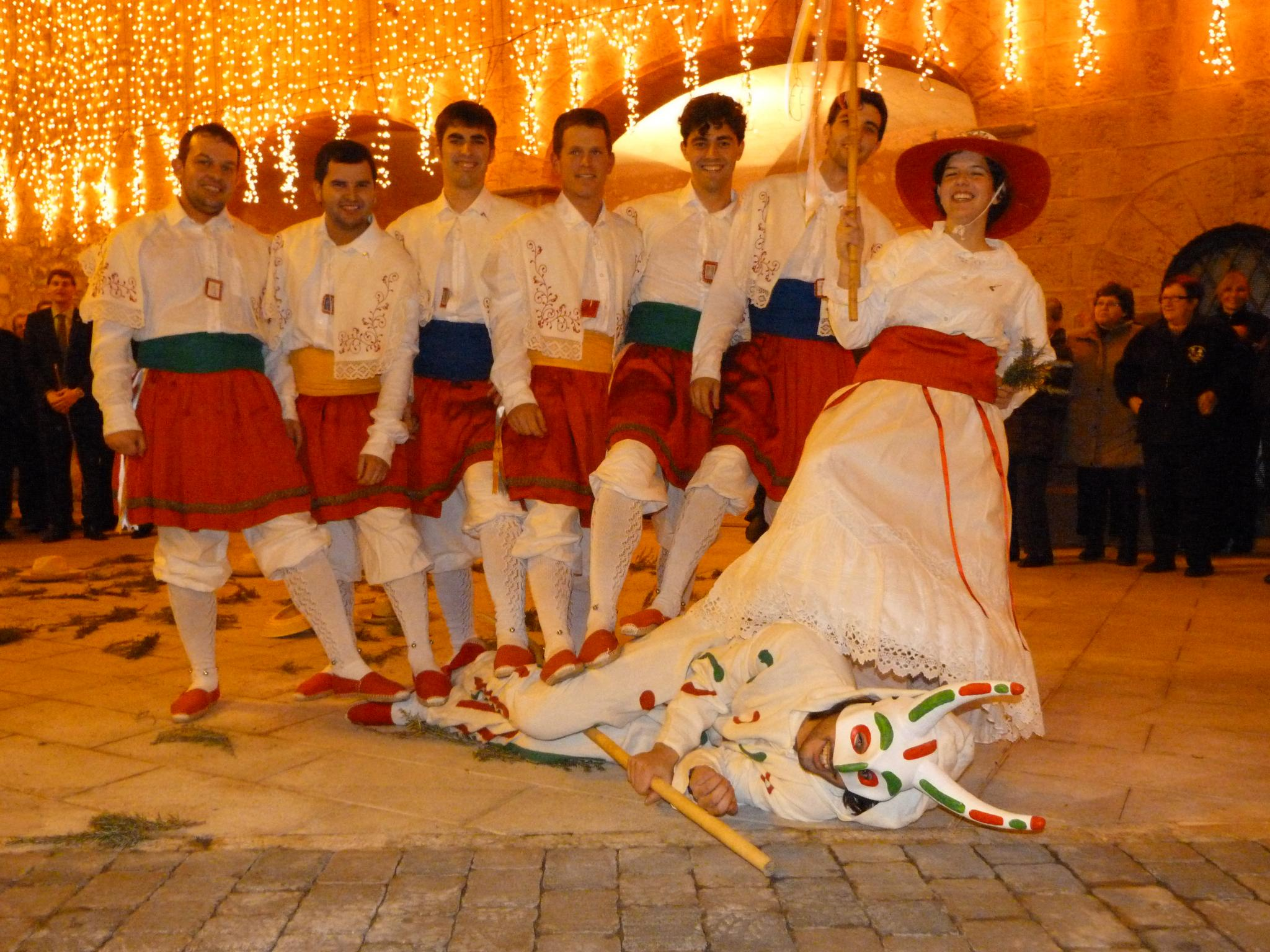 Sant Julia celebrations in Campos