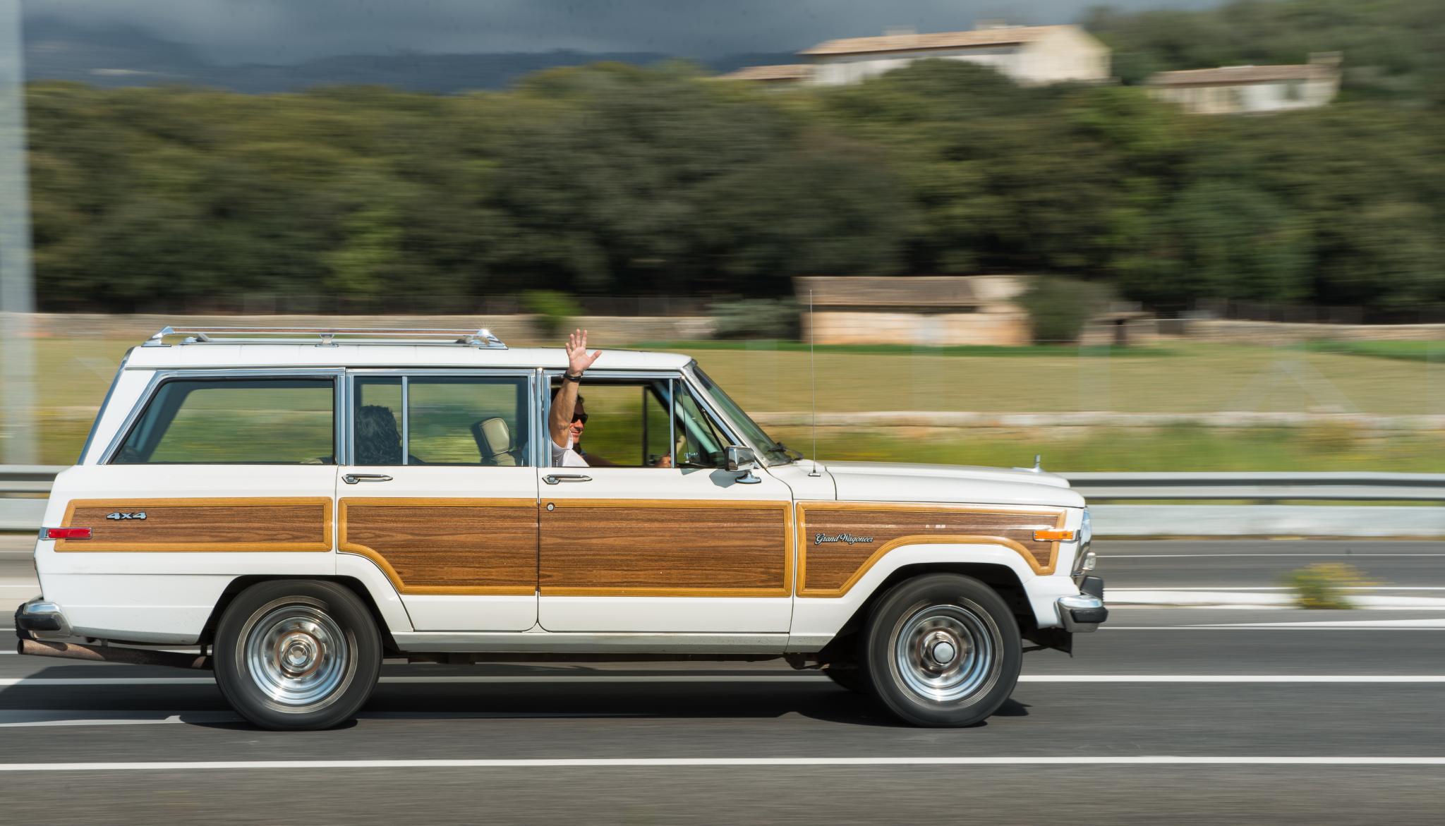 Good winter classic, Jeep Grand Cherokee