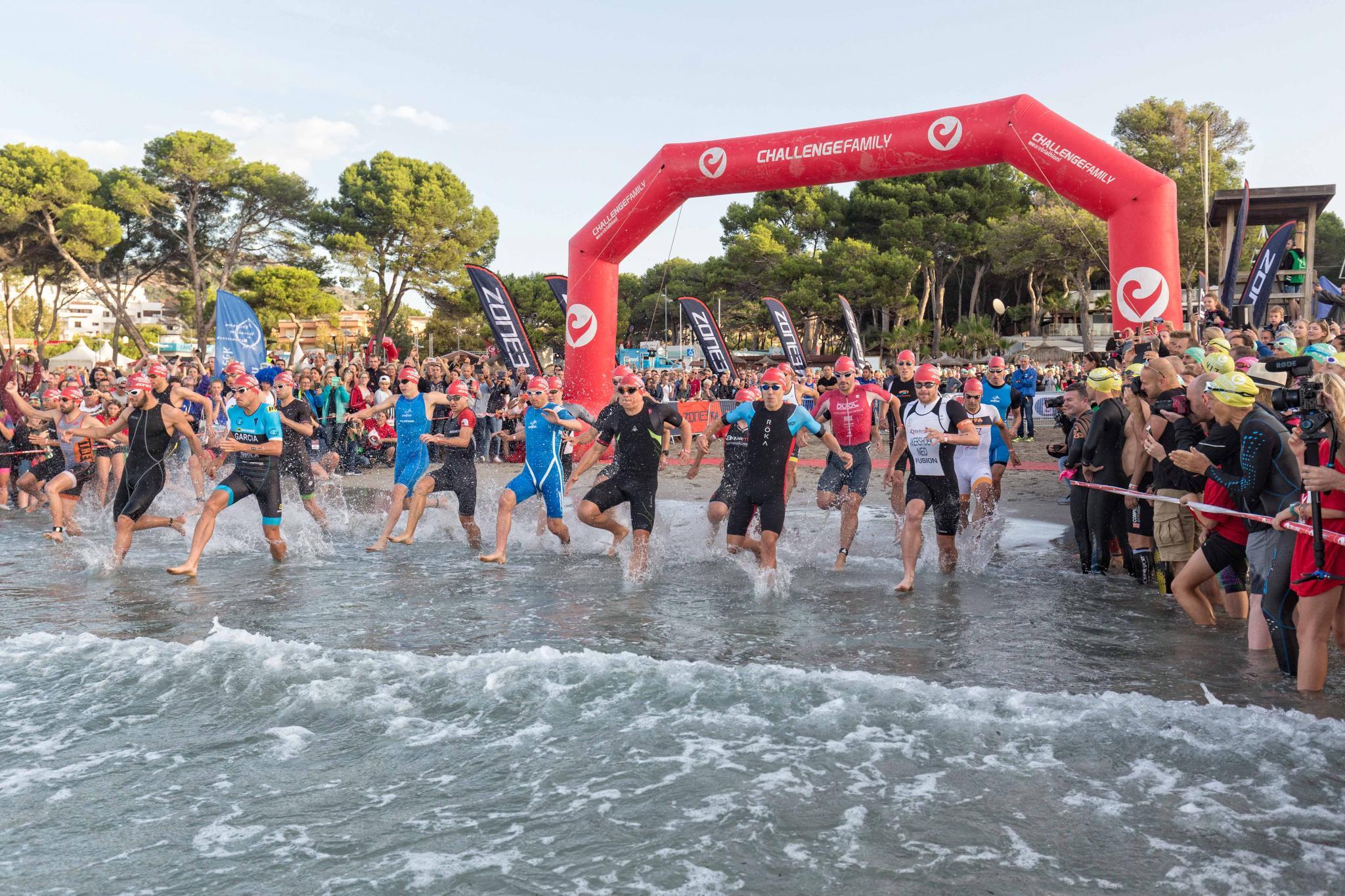 Challenge Paguera Triathlon