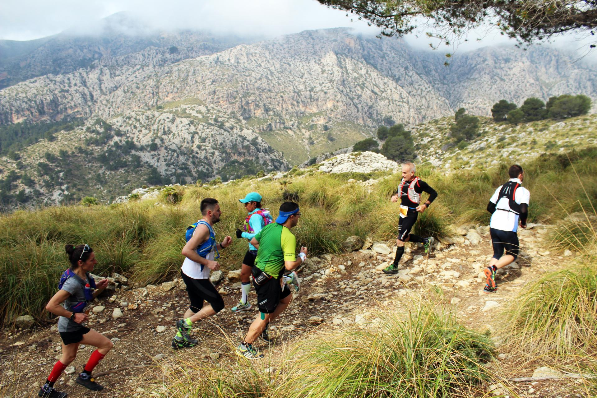 Trail Galatzó mountain race