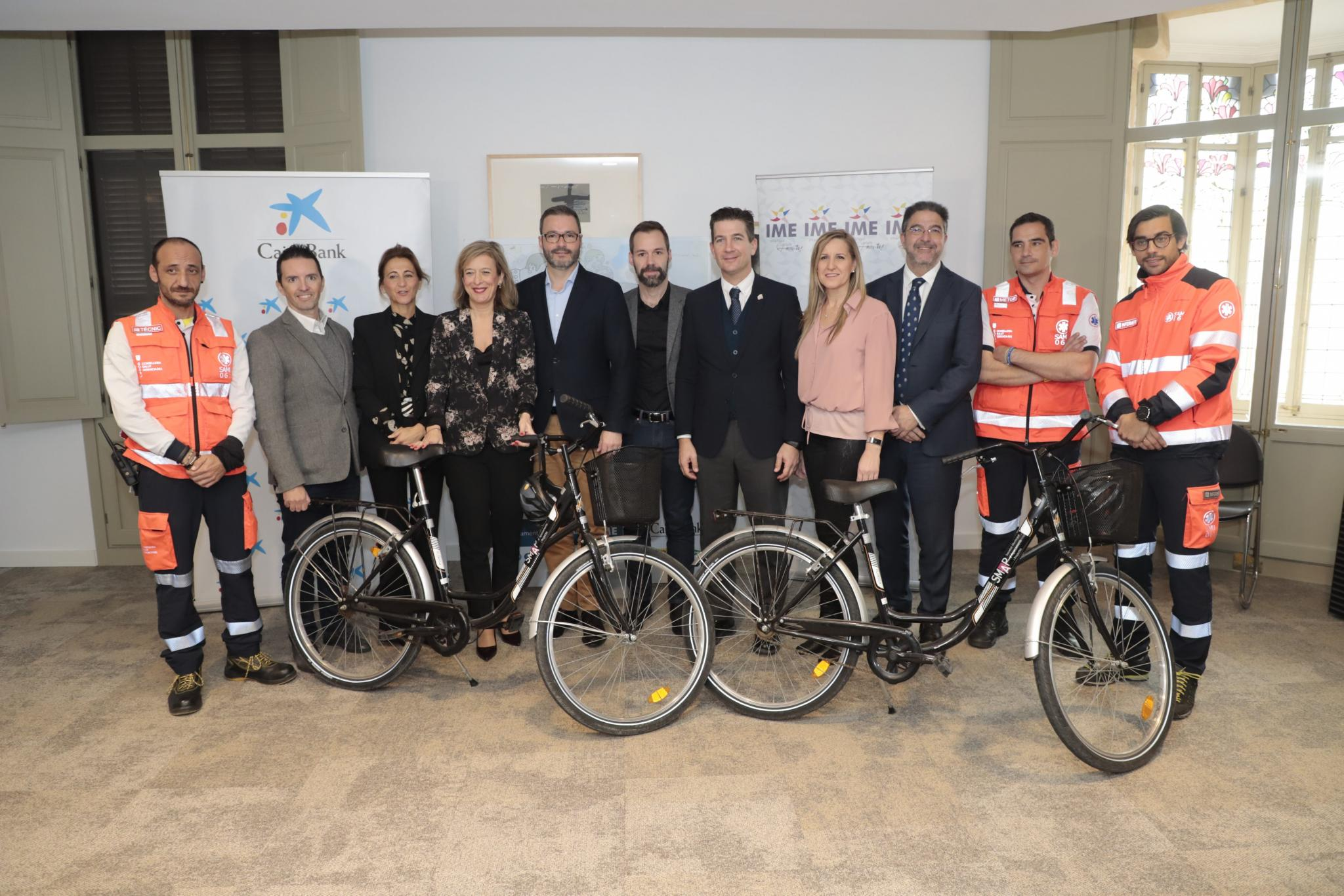 Palma Cycling Day is part of the fiestas for Sant Sebastià