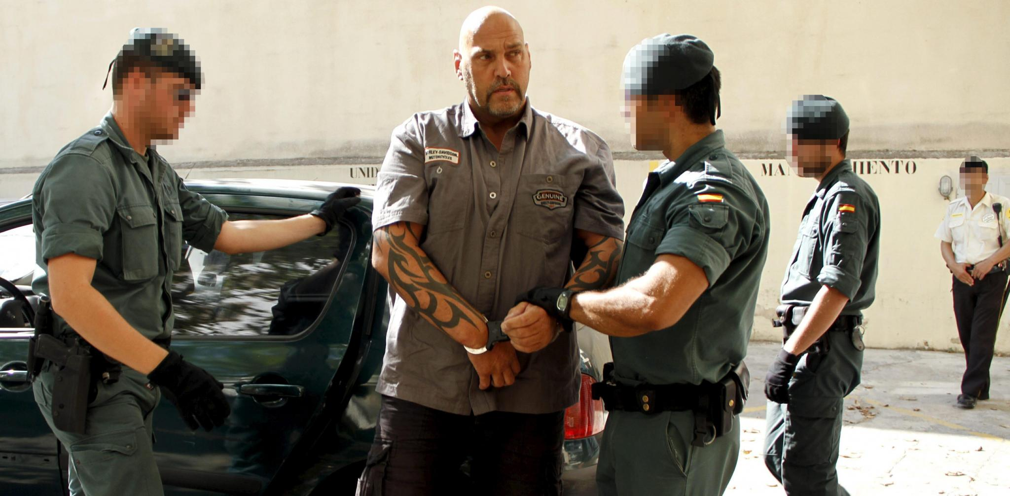 Hell Angels arrested in Majorca to stand trial