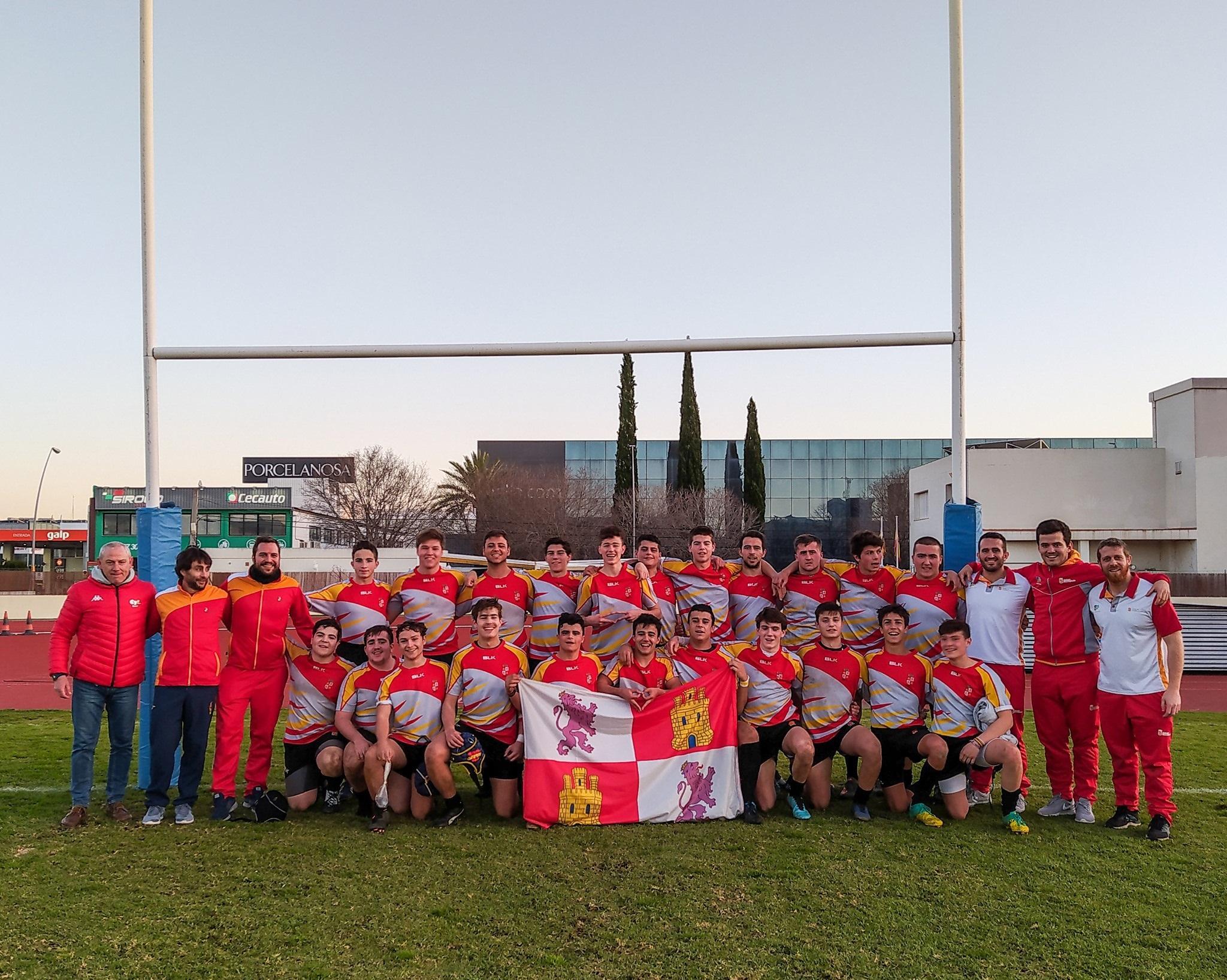 Victorious Castilla y Leon U18