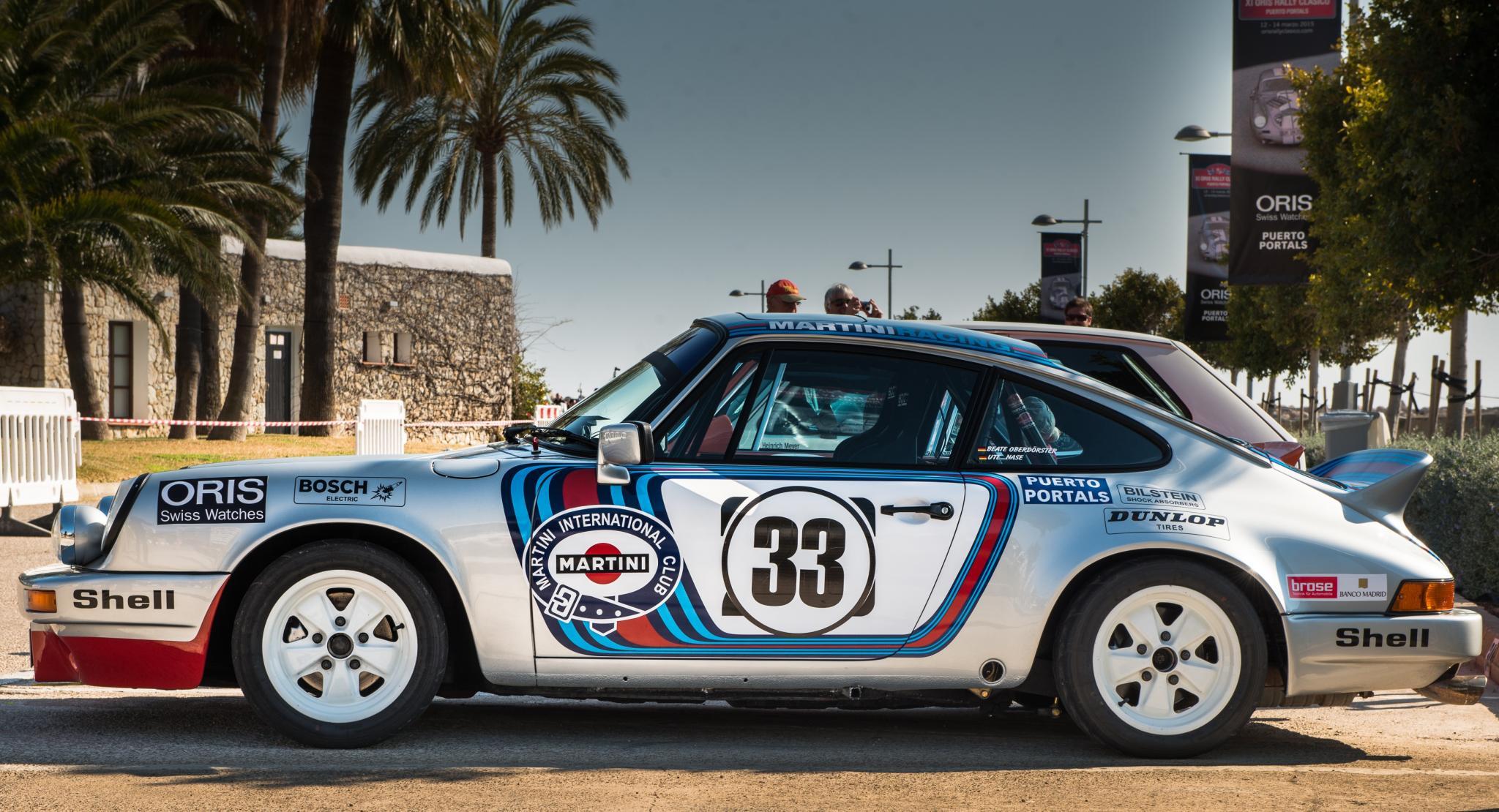 One of Porsche's long standing sponsors