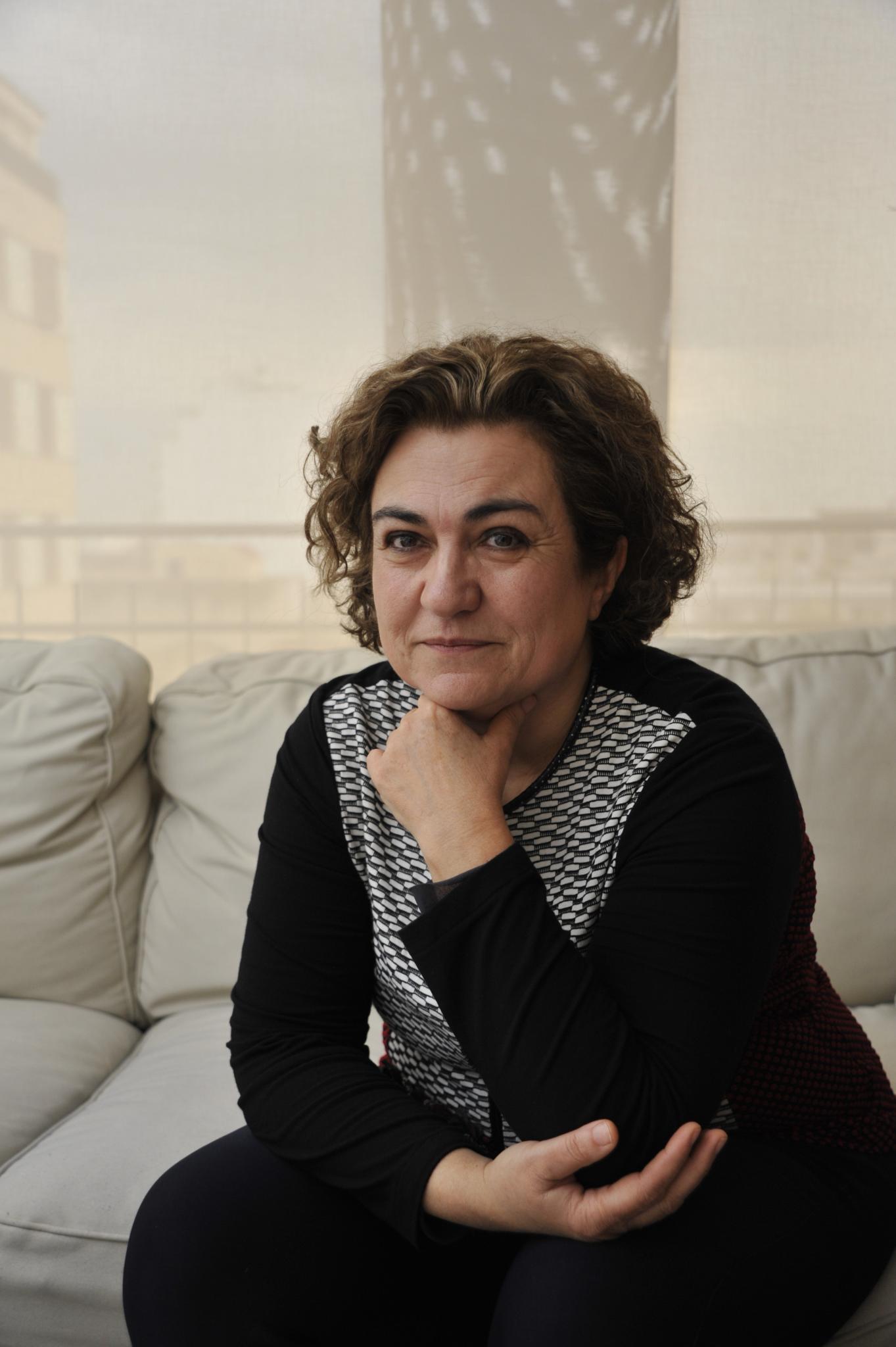 MALLORCA - Caterina Valriu, Profesora