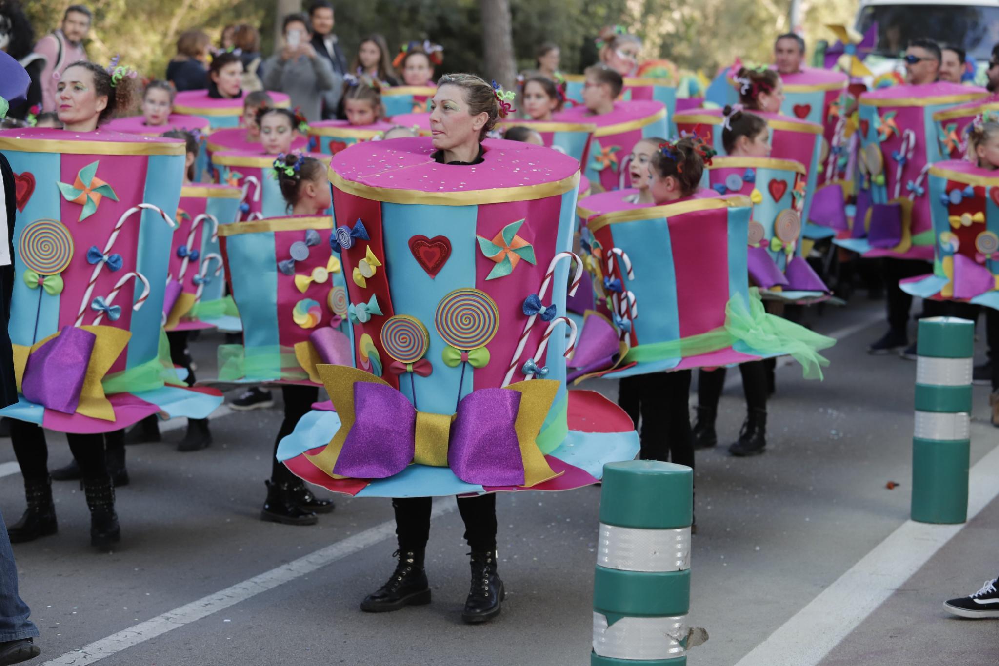 Carnival in Marratxi