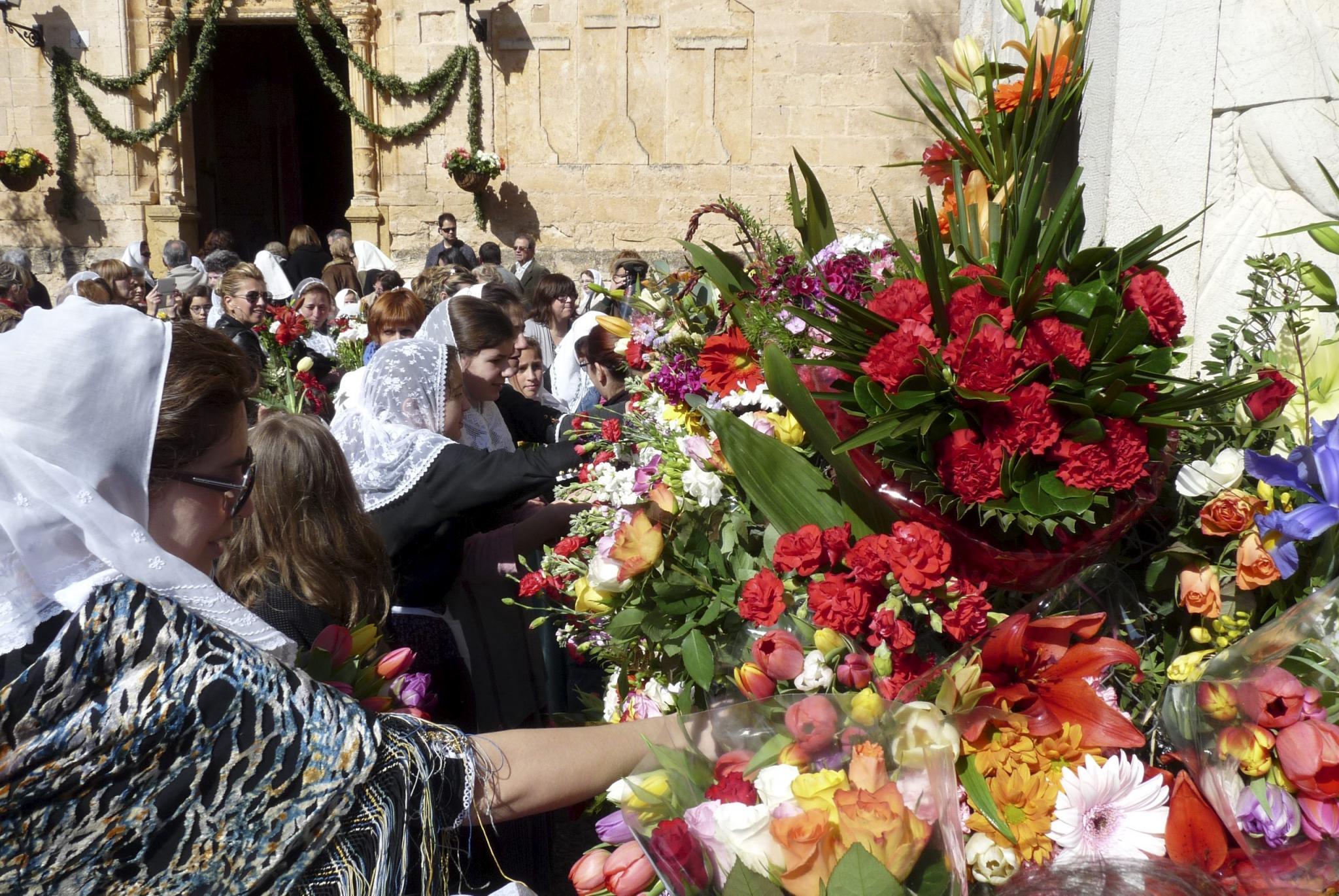 Fiestas in Sencelles
