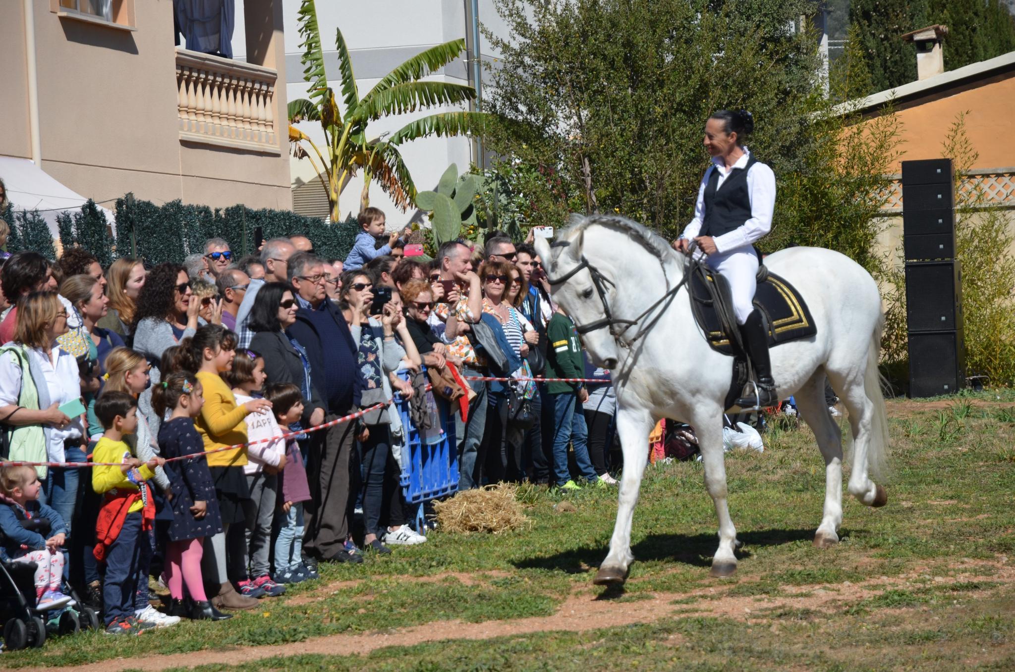 PALMANYOLA - FERIA - VII Fira Bona y II Fira del Cavall