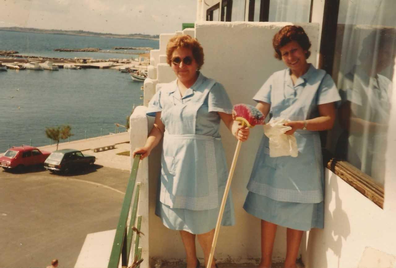 PALMA. TURISMO. POSTALES TURISTICA. Un turismo de postal.