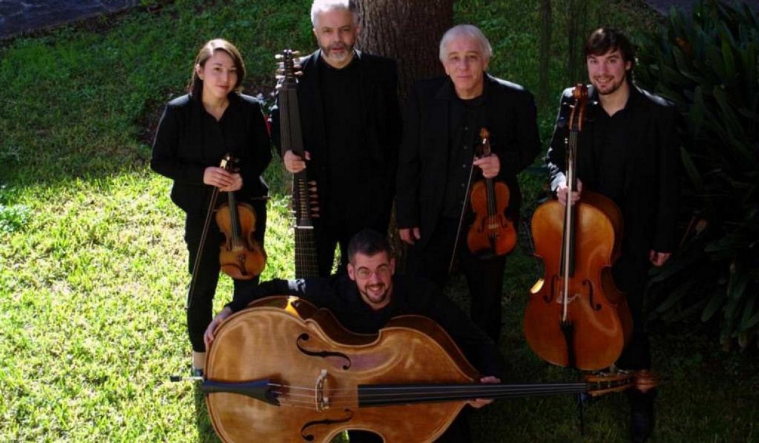 PALMA. MUSICA. La formación de cuerda Ensemble Tramuntana .
