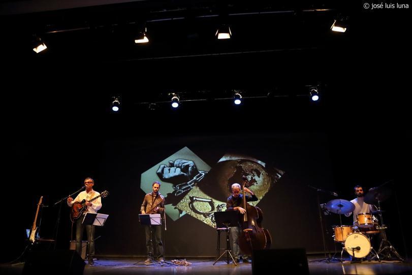PALMA. MUSICA. Miranda Jazz Quartet
