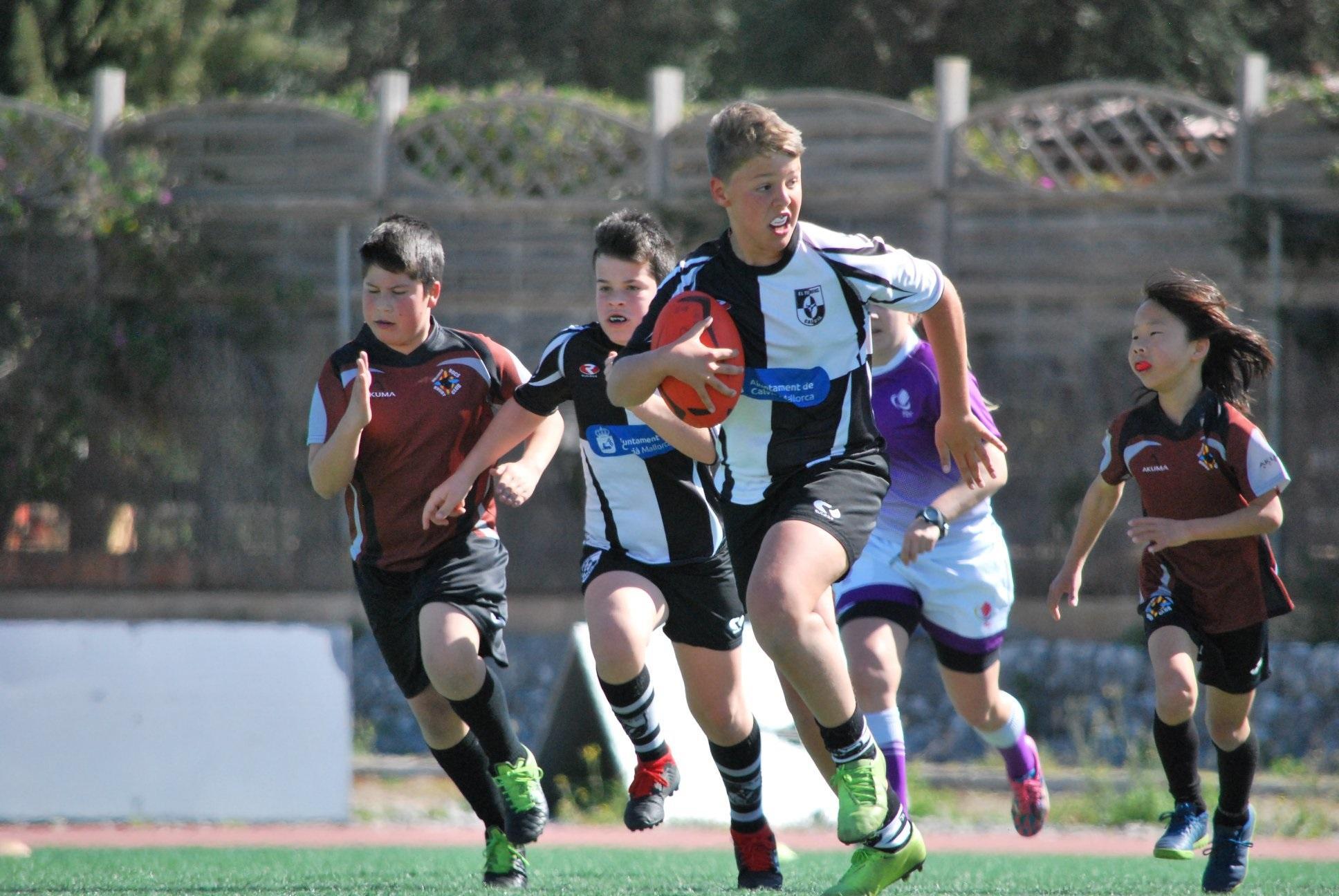 Rugby Day U12