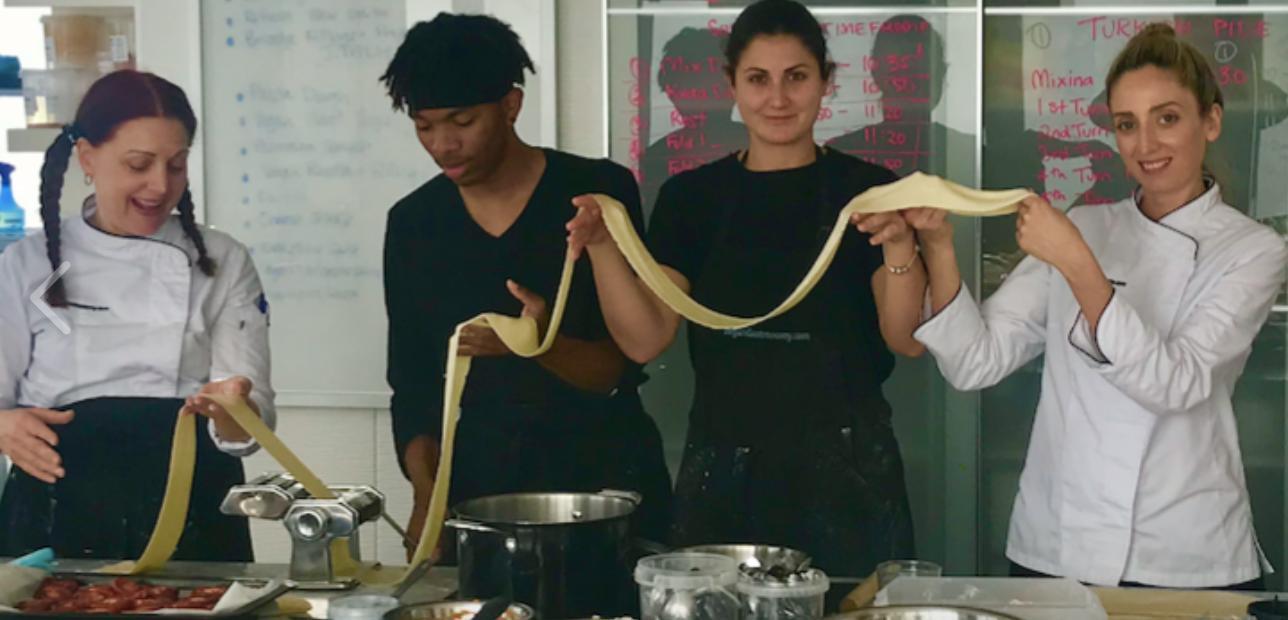 Chef Stephanie Prather