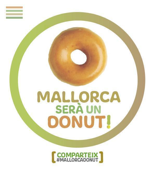 The doughnut poster