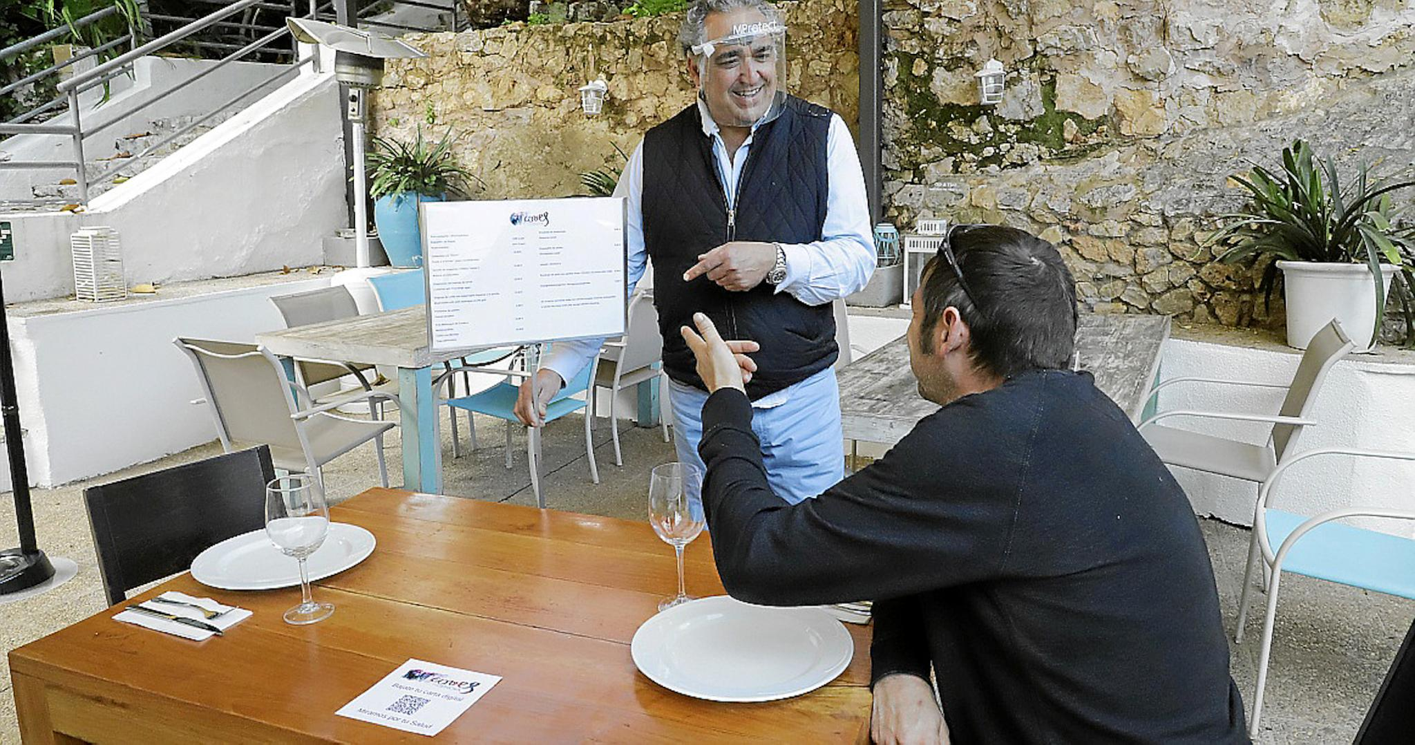 Bars & Restaurants to safeguard customers and staff.
