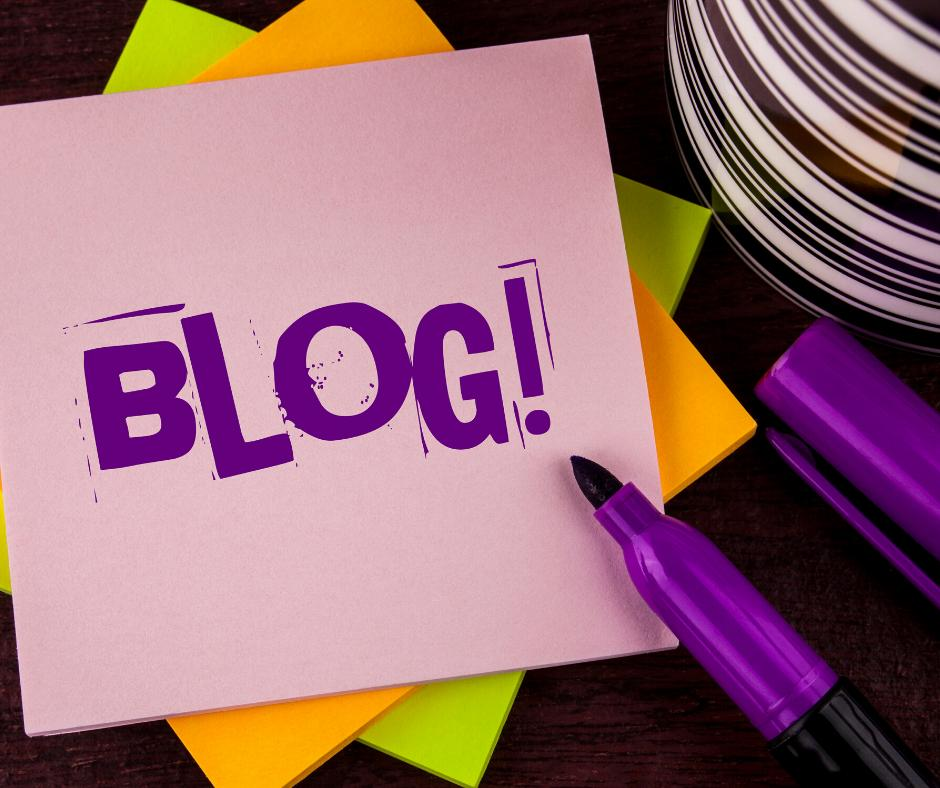 Are you inspired to write a blog, it can add a lot of value to your website SEO