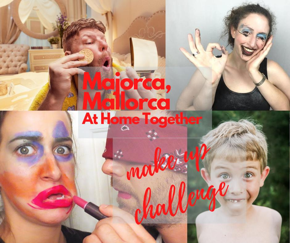 Make up challenge