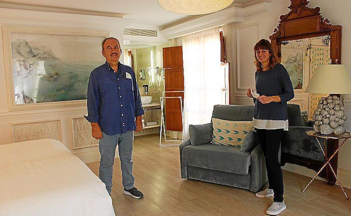 Jaume Salas, Hotel Son San Jordi