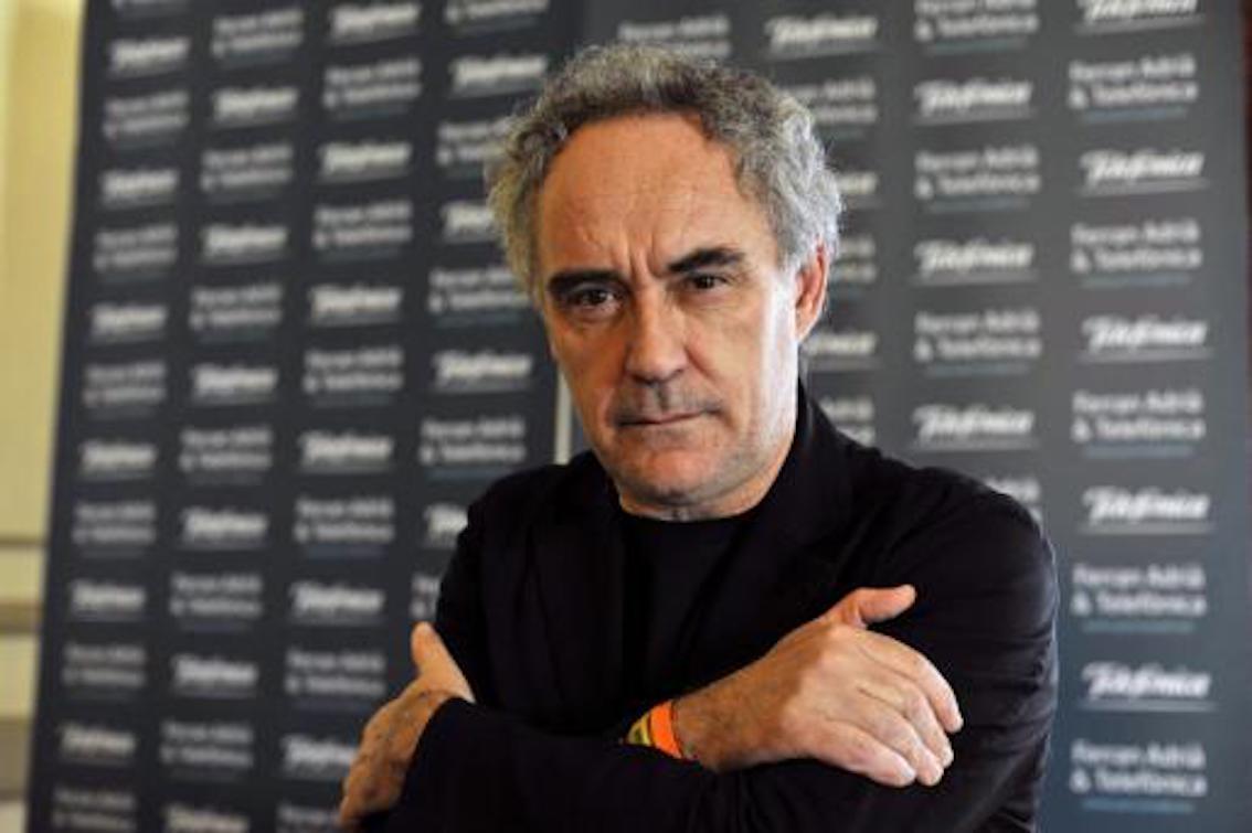 Ferran Adrià, Spanish Chef