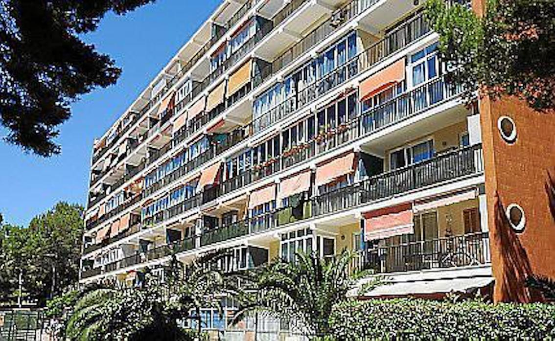 María Elena Apartment Building, Magalluf.