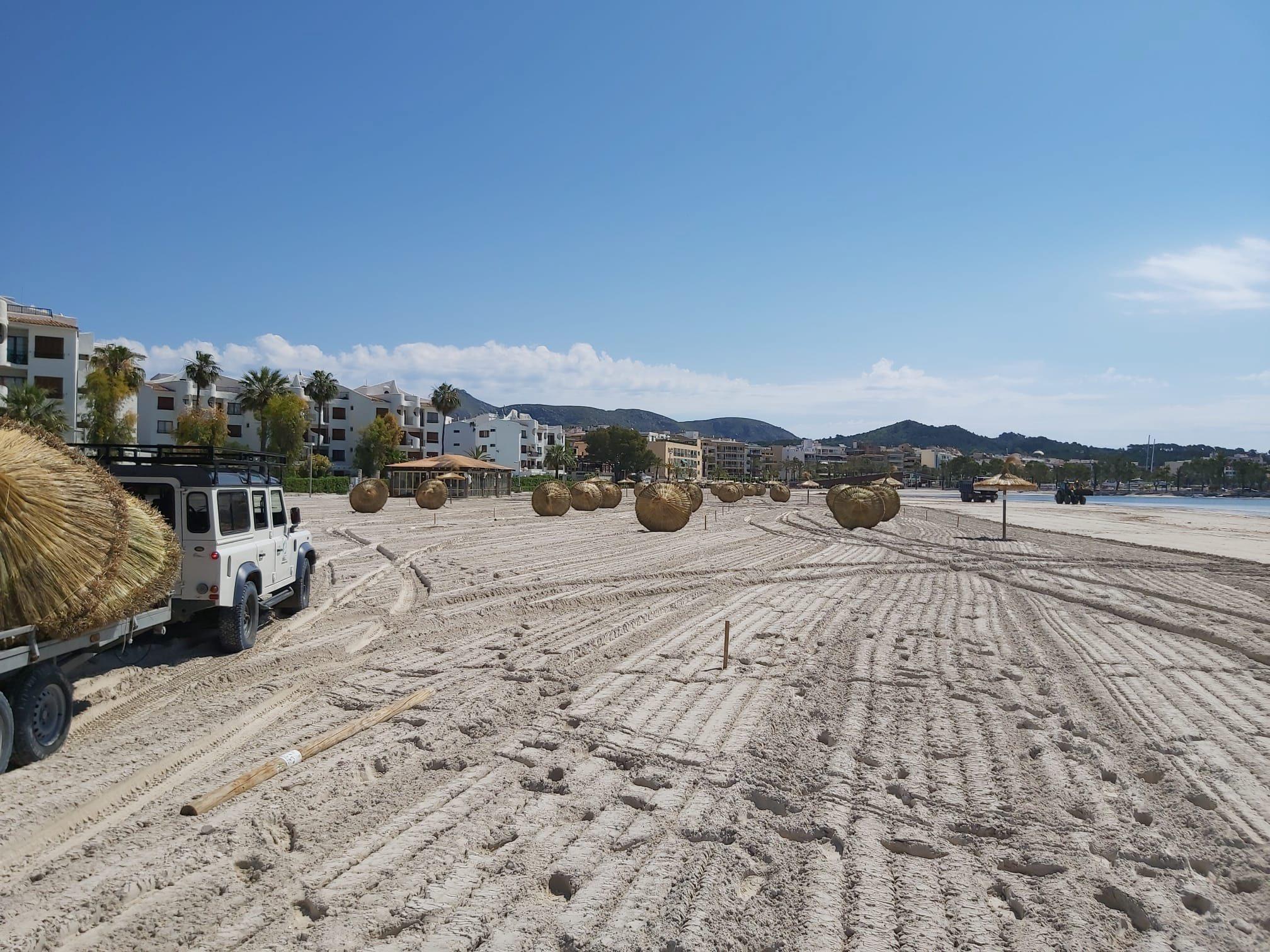 Desconcierto entre los ayuntamientos ante la apertura de playas el lunes.