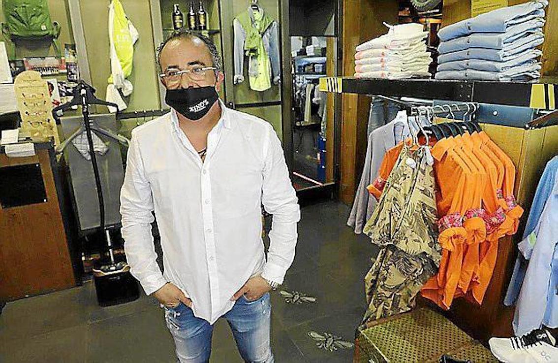 Pedro Mesquida, Director of Afedeco & Owner, Xino's.