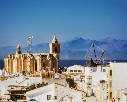 Ciutadella, Minorca.
