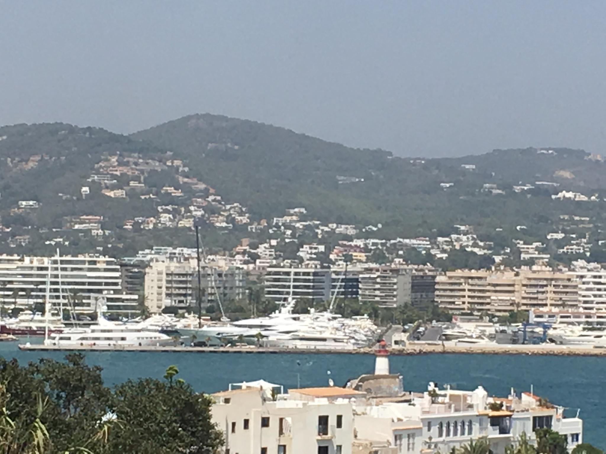 Ibiza Town, Ibiza.