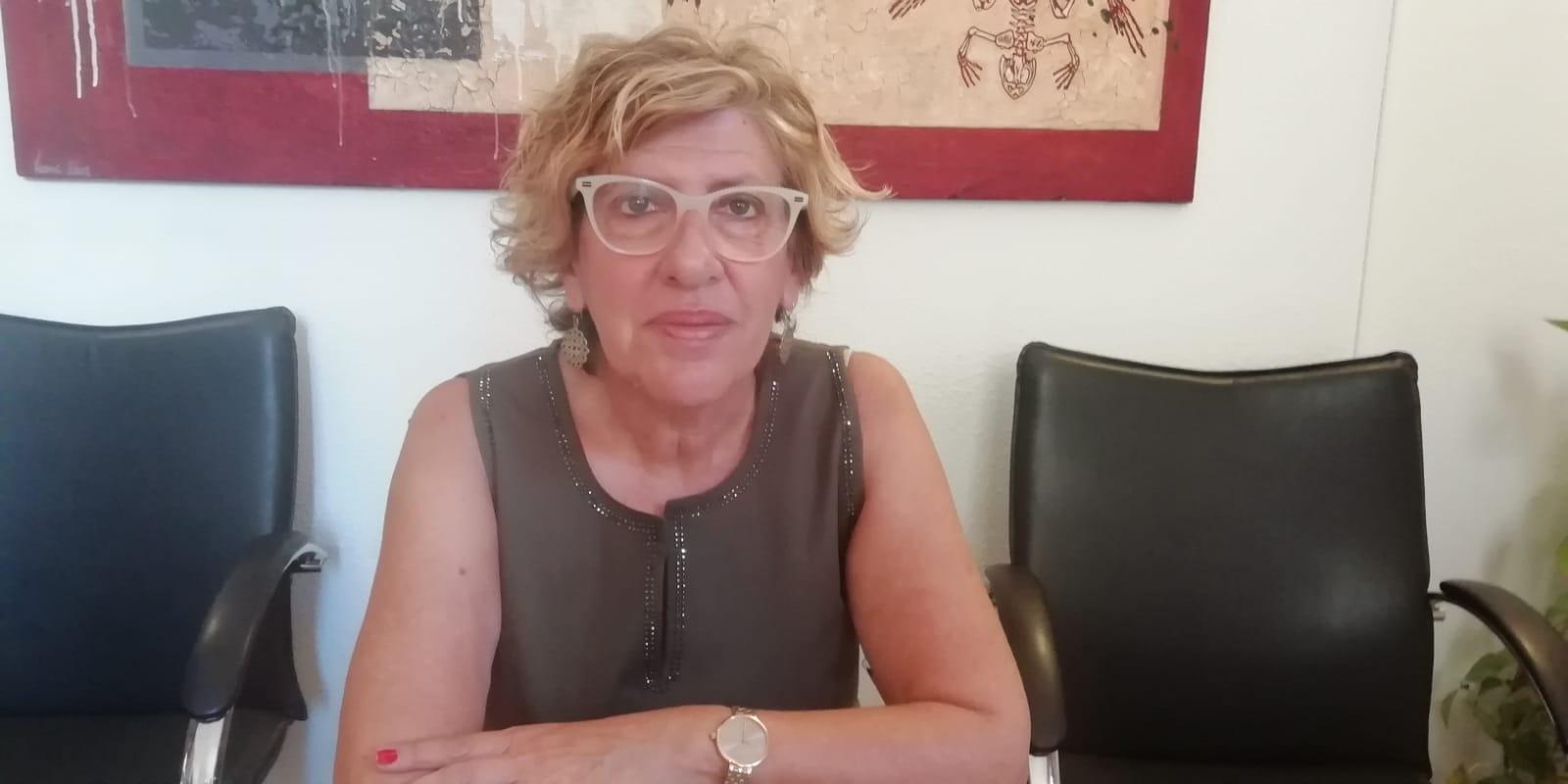 ALCUDIA. POLITICOS. Bàrbara Rebassa , alcaldesa de Alcúdia.