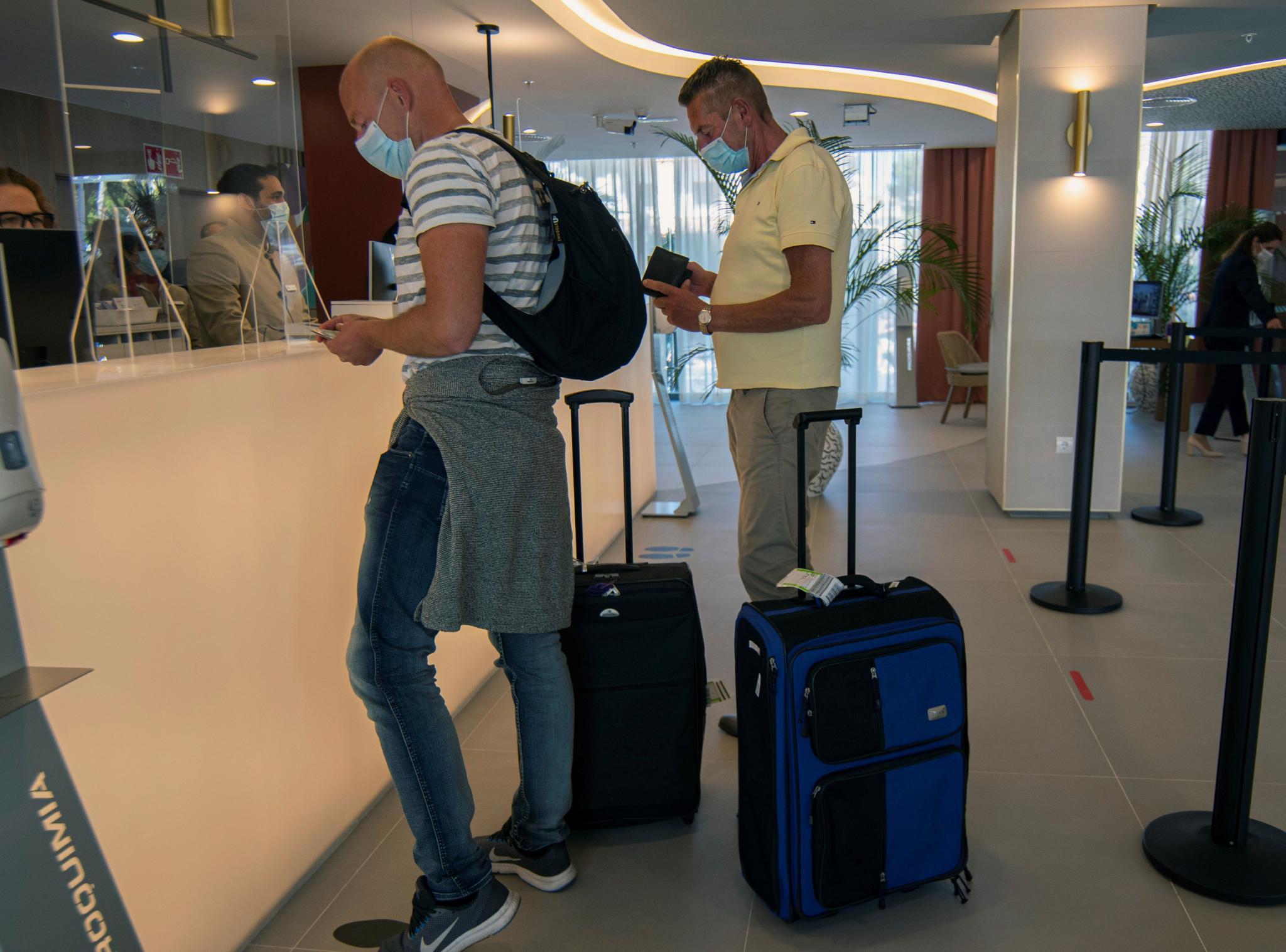 Plan piloto para la llegada de turistas alemanes a las islas Baleares