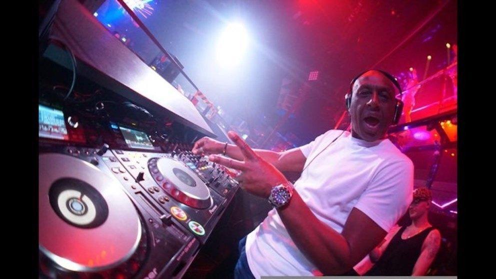 Des Mitchell, Resident DJ, BCM.