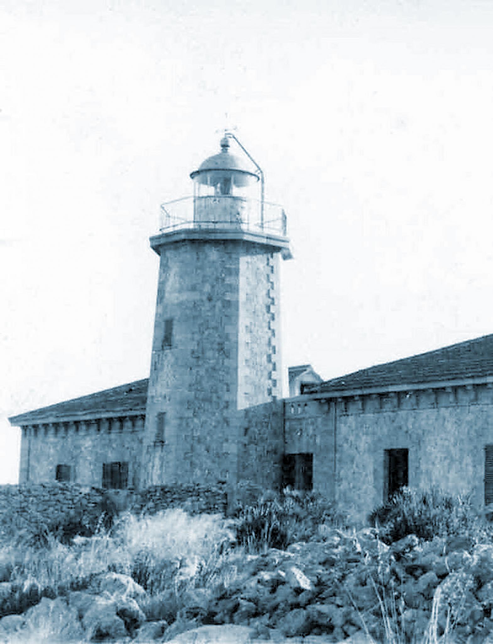Punta Avanzada Lighthouse.