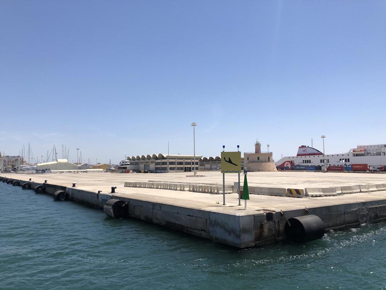 Palma Port, Majorca.