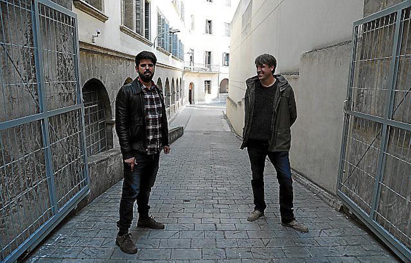 'Vía Guiri Tour Organisers, Felip Palou & Antoni Janer.