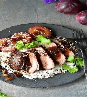 Spiced Duck
