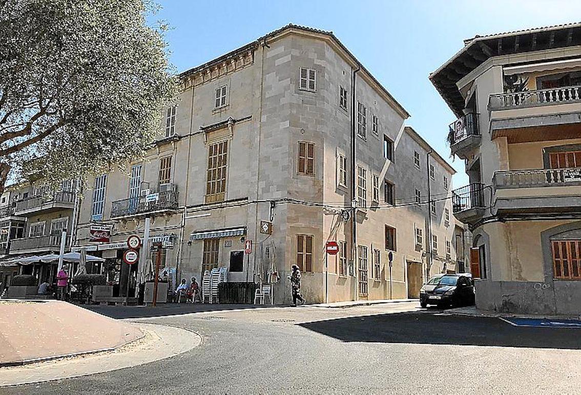 Santa Margalida Health Centre, Majorca.